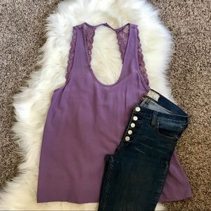 🌟Purple Boho Top🌟